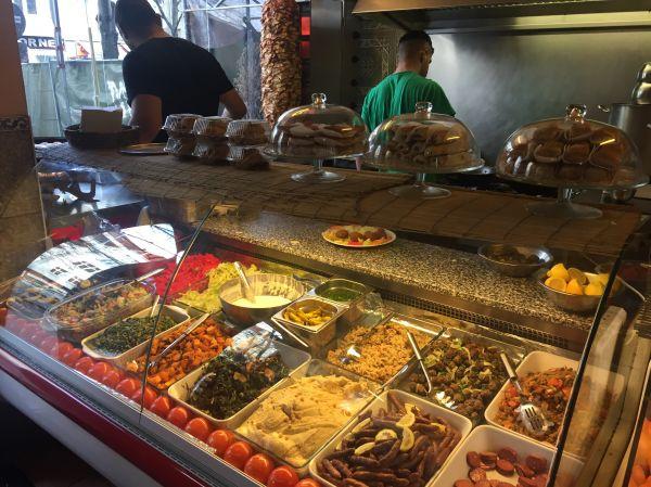 Al Andalos – Vegan Levant