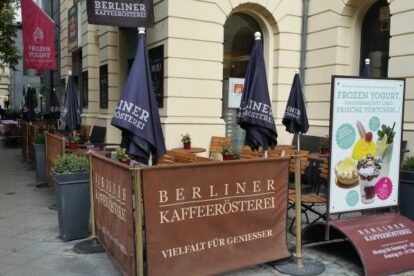 Berliner Kaffeerösterei – Coffees of the world
