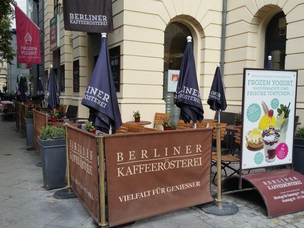 Berliner Kaffeerösterei Berlin