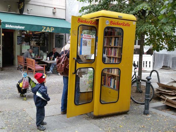 BücherZelle Berlin