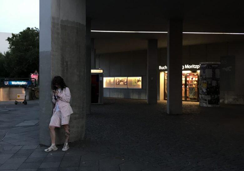 Buchhandlung Moritzplatz Berlin