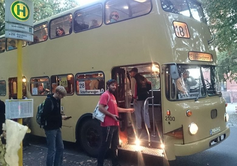 Bus 218 Berlin