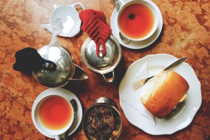 Café Baier – Art Nouveau splendor