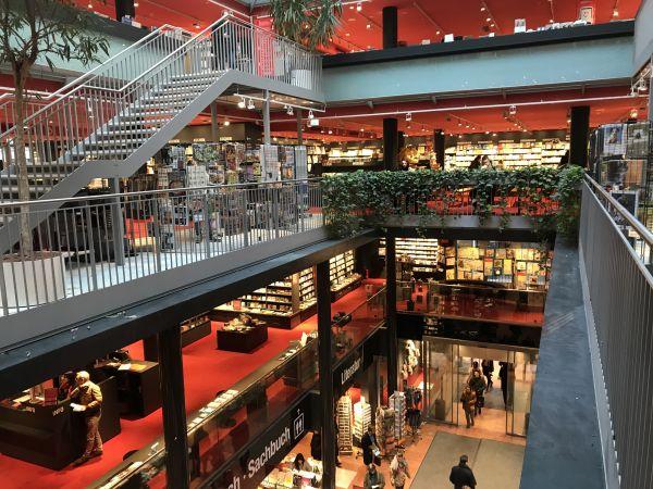 Dussmann KulturKaufhaus Berlin