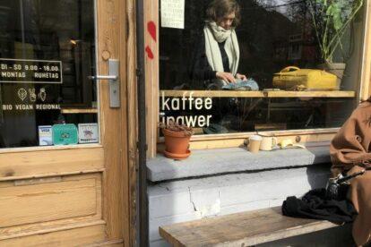 Kaffee Ingwer Berlin