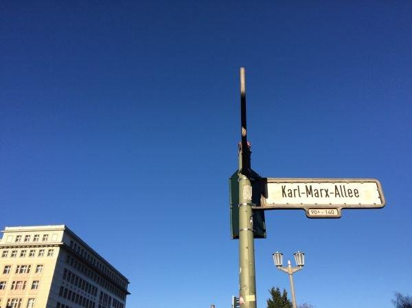 Karl Marx Allee Berlin