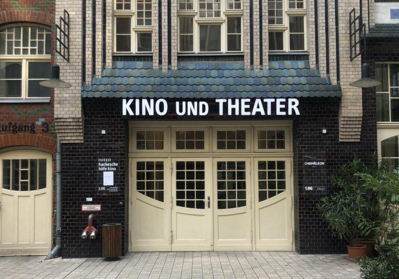 Hackeschen Höfe Kino