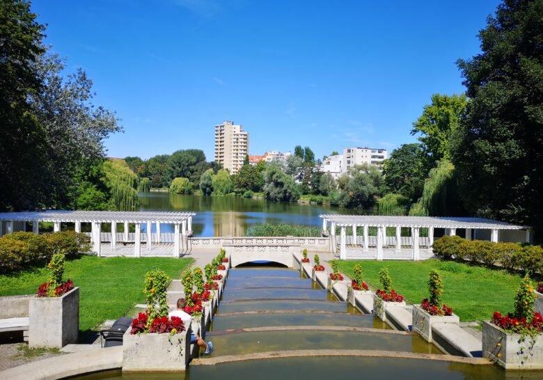 Lietzenseepark Berlin