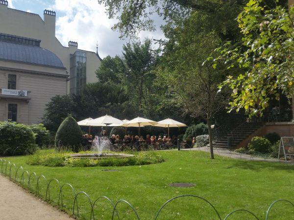 LiteraturHaus Cafe Berlin