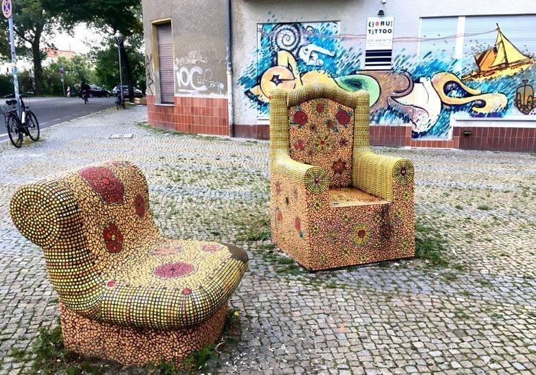 Mosaic Seats Berlin