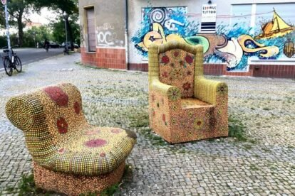 Mosaic Seats Berlin