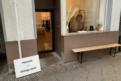 Neuzwei Vintage Store Berlin