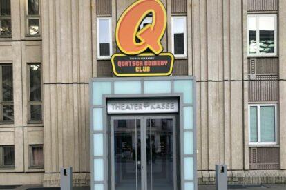 Quatsch Comedy club – Berlin's comedy HUB