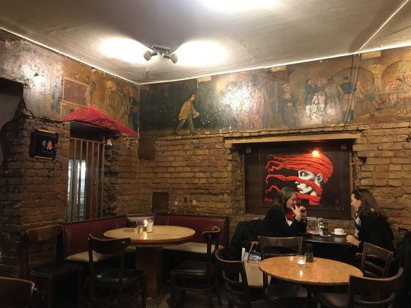 Schwarzes Café Berlin