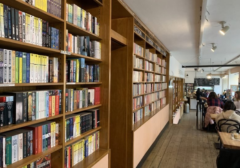 Shakespeare and Sons Bookstore Berlin
