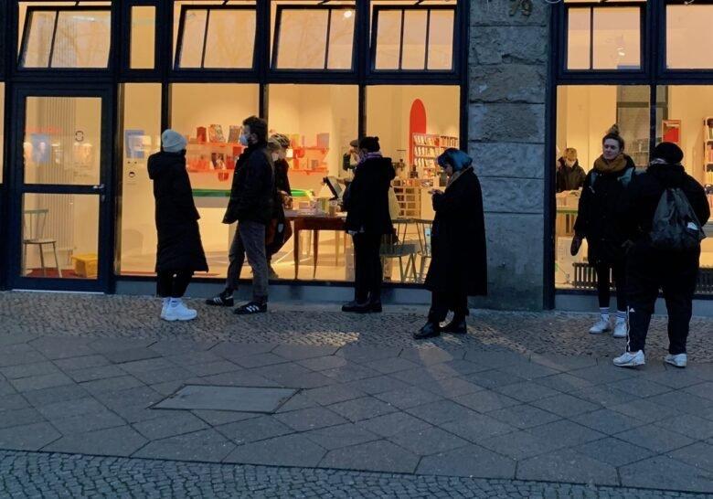 She Said Bookstore Berlin
