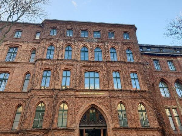 St Hedwig Krankenhaus Berlin