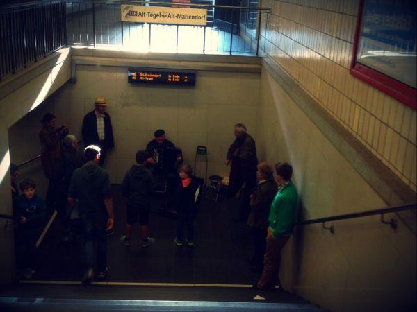 Stadtmitte Subway Berlin