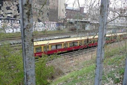 The Ringbahn Berlin
