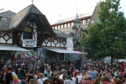 Reitschule Bern