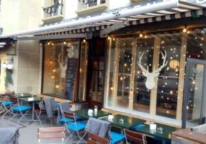 Café des Pyrénées Bern