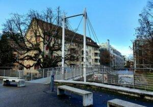 Klangbrücke Lorraine Bern