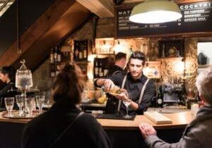 Matte Brennerei Bar Bern