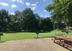 Monbijoupark Bern
