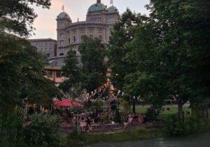 Park am Wasser Bern