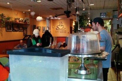 1369 Coffeehouse Boston