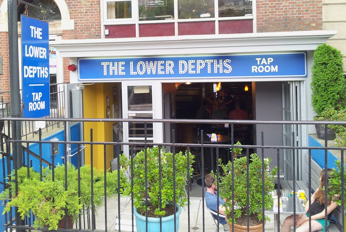Lower Depths Hot Dogs