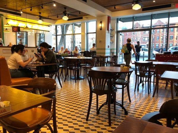 Cafe Landwer Boston