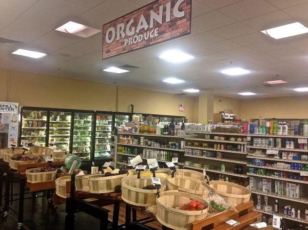 Harvest Co-Op Market Boston