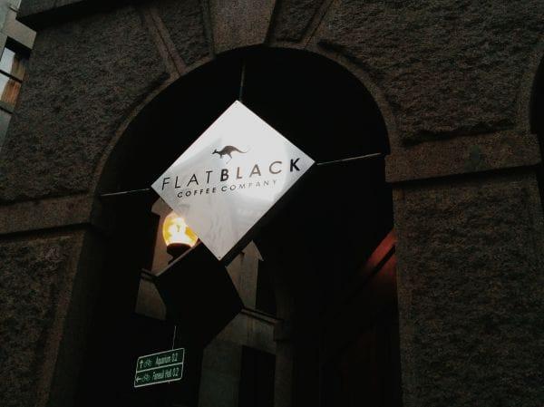 Flat Black Boston