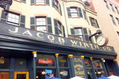 Jacob Wirth Boston