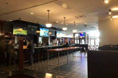 Globe Bar and Cafe Boston