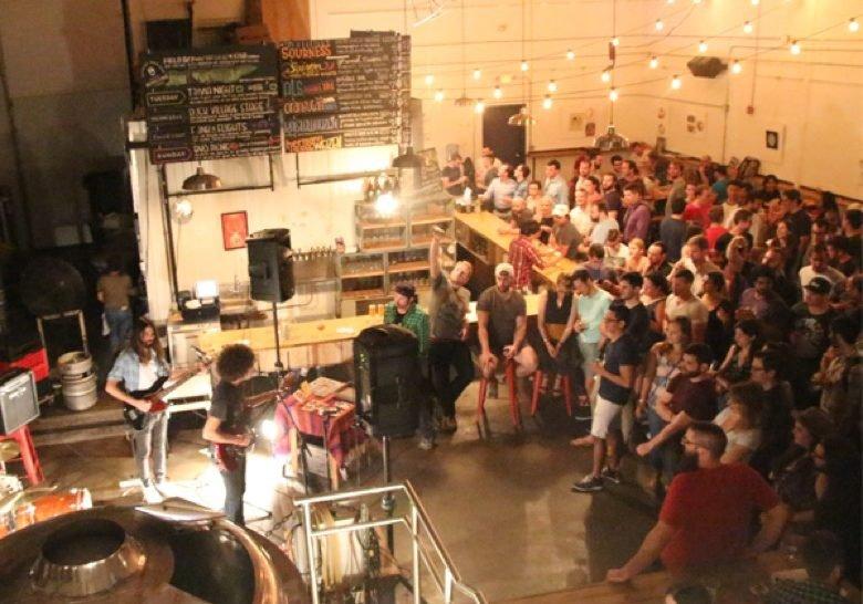 Aeronaut Brewing Company Boston
