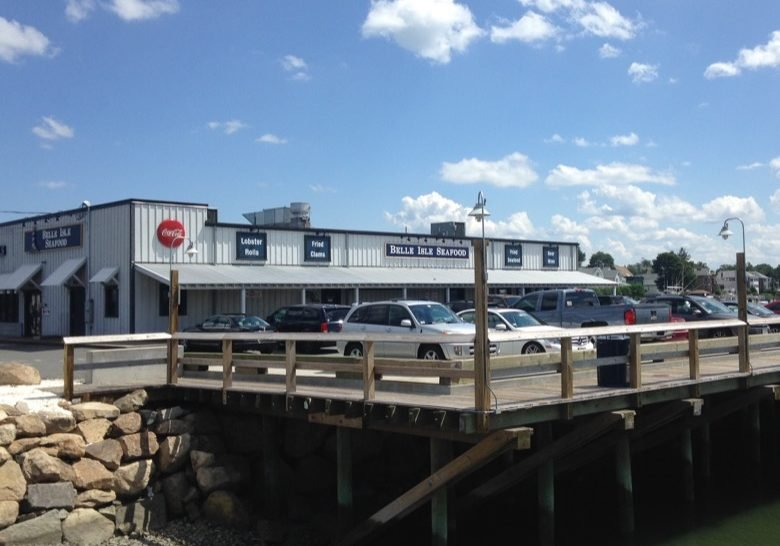 Belle Isle Seafood – Stellar view, even better food