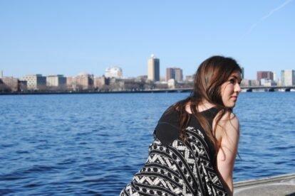Charles River Dock Boston