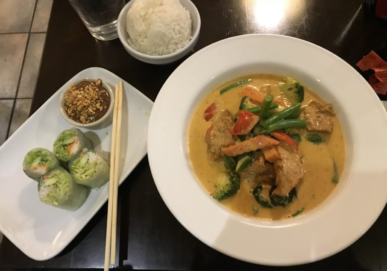 Dok Bua Thai Kitchen Boston