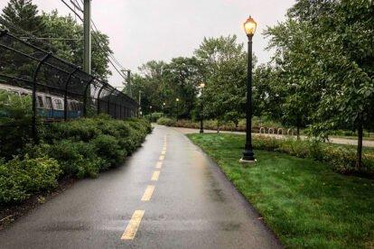 East Boston Greenway Boston