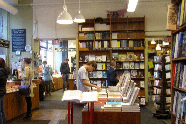 Harvard Book Store Boston
