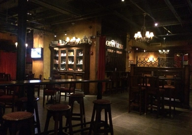 Lansdowne Pub Boston