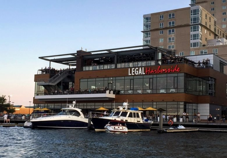 Legal Harborside Boston