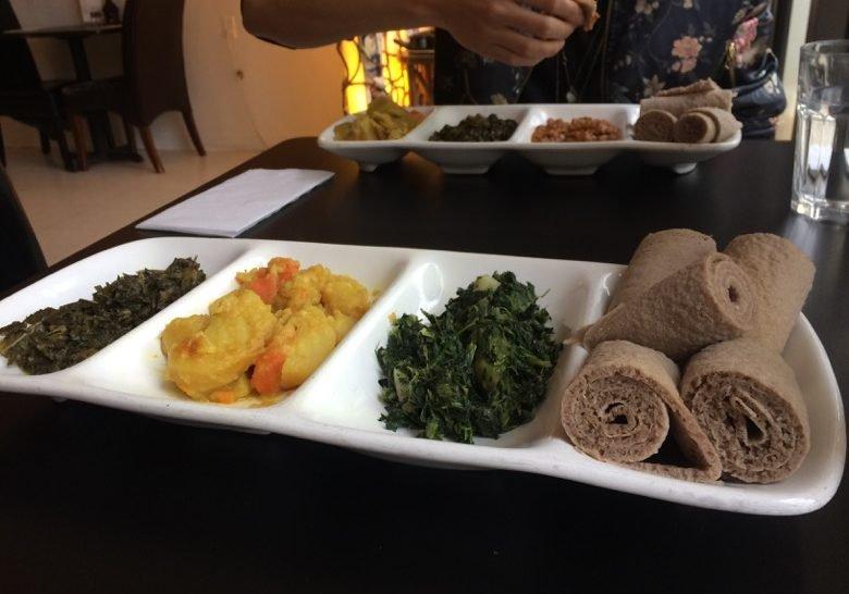 Lucy's Ethiopian Cafe Boston
