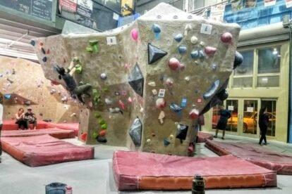 Metrorock Climbing Gym Boston