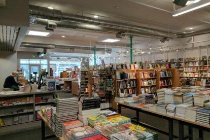 MIT Bookstore Boston