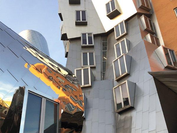MIT Ray & Maria Stata Center Boston