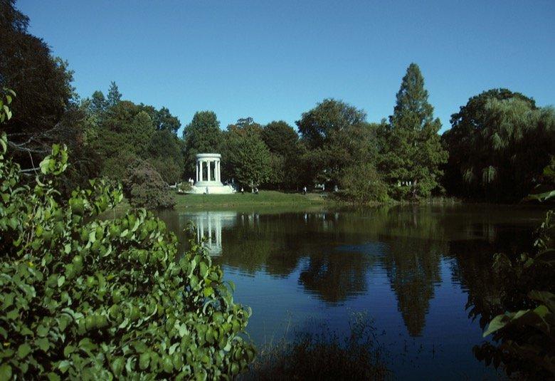 Mt. Auburn Cemetery Boston