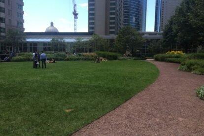 Prudential Center South Garden Boston